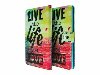 Etui ochronne dla Sony Xperia Z5 Live the Life you Love - Live the Life you Love