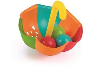 KOLOROWY PARASOL Z PIŁECZKAMI zabawka do kąpieli