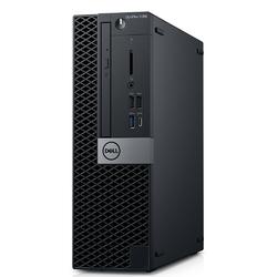 Dell Komputer Optiplex 5060SFF W10Pro i7-87008GB256GBIntel UHD 630DVD RWNo WifiKB216MS1163Y NBD