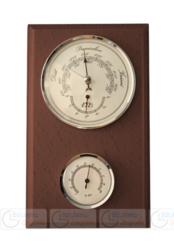 BAROMETR Termometr Higrometr JVD BA11ORBHT