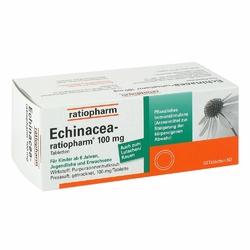 Ratiopharm Echinacea 100 mg tabletki