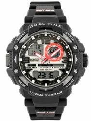 Męski zegarek OCEANIC OC-113-01 - MULTITIME - WR100 ze008a