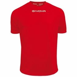 GIVOVA Koszulka Piłkarska ONE MAC01-0012 - Czerwony