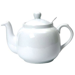 Dzbanek do herbaty z filtrem London Pottery biały 1,8l LP-17274110