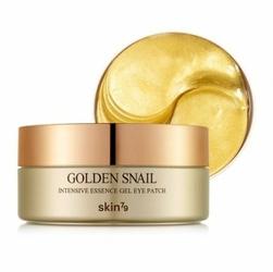 SKIN79 Golden Snail Intensive Essence W płatki żelowe pod oczy 60szt.