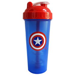 Perfect Shaker Hero Shaker Marvel 800 - Captain America