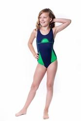 Shepa 024 Kostium kąpielowy dziewczęcy B2D19