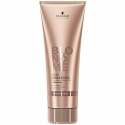 Schwarzkopf BlondMe Tone Enhancing, szampon do ciepłych blondów, sulfate-free 250ml