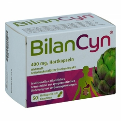 Bilancyn 400 mg Hartkapseln
