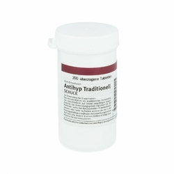 Antihyp Traditionell Schuck ueberzogene Tabletten