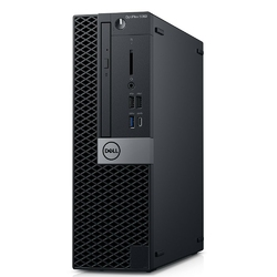 Dell Desktop Optiplex 5060SFF Win10P  i5-8500  8GB  1TB  Intel UHD 630  DVD RW  KB216  MS116  3Y NBD
