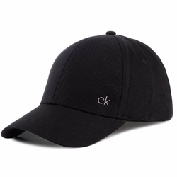 Czapka z daszkiem Calvin Klein Metal Cap - K50K504722 001