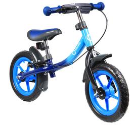 Lionelo Dan Plus Niebieski  Rowerek Biegowy Hamulec + Prezent 3D