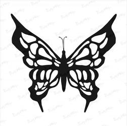 Stempel gumowy Motyl - 02