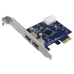 LogiLink Karta PCI Express 2 x USB3.0