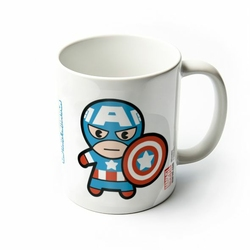 Marvel Kawaii Captain America - kubek