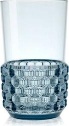 Szklanka jellies 15 cm jasnoniebieska