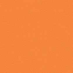 Papier z teksturą lnu 30,5x30,5 - pomarańczowy - pom