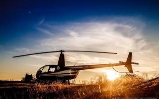 Lot helikopterem dla dwojga - bielsko-biała - 30 minut