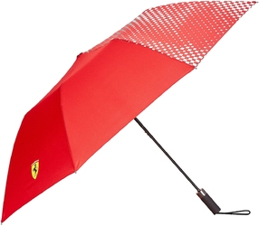 Parasolka scuderia ferrari f1 compact czerwona - czerwony