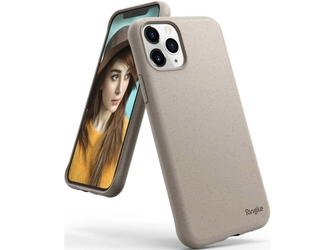 Etui ringke air s do apple iphone 11 pro sand stone + szkło alogy - beżowy