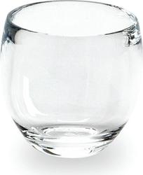 Kubek łazienkowy droplet przezroczysty