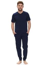 Dn-nightwear pmb.9763 piżama męska