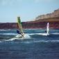 Fototapeta dwóch surferów na wodzie fp 1188
