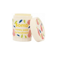 Bomb cosmetics intensywna kuracja do ust miodowa gruszka