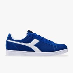 Sneakersy diadora court fly - niebieski