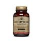 Solgar cod liver oil vit a  d 100 softgels kwasy tłuszczowe, witamina a i witamina d z oleju z wątroby dorsza