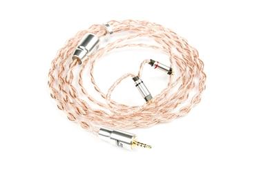 Ego audio whiskey wtyk iem: 2.5mm, konektory: mmcx