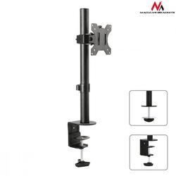 Maclean uchwyt biurkowy do monitora lcd mc-751  13-32 8kg vesa 75x75 oraz 100x100