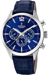 Festina timeless chronograph f20542-2