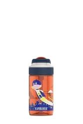 Butelka – bidon dla dziecka kambukka lagoon 400 ml - super chłopiec - pomarańczowy