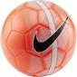 Piłka nożna nike merc fade sc3023-809 biało-pomarańczowo-czarna