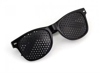 Okulary ajurwedyjskie nerdy  leczące wzrok - korekcyjne