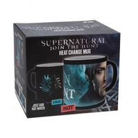 Supernatural join the hunt - magiczny kubek