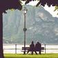 Zakochani - plakat premium wymiar do wyboru: 30x20 cm