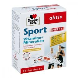 Doppelherz sport direct witaminy i minerały w granulacie