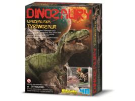 Szkielet dinozaura -  Tyranozaur