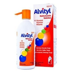 Alvityl multivitamin solution 150ml