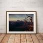 Bromo ver. ii - plakat premium wymiar do wyboru: 42x29,7 cm