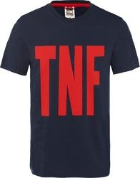 T-shirt męski the north face tnf t92s5aber