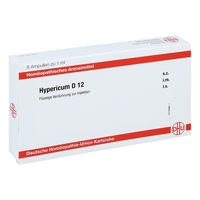 Hypericum d 12 ampullen