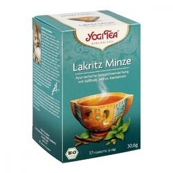 Yogi tea lakritz minze bio filterbeutel