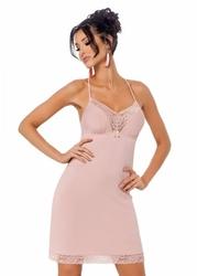 Donna Klaudia różowa Koszula nocna
