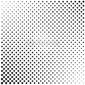 Obraz na płótnie canvas trzyczęściowy tryptyk czarne gwiazdy w półtonach