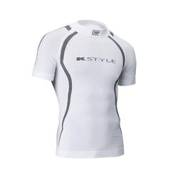 T-shirt omp ks biały