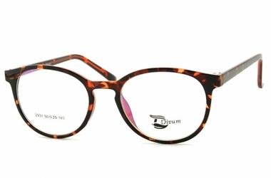 Oprawki okularowe pod korekcję lenonki st2931c panterka